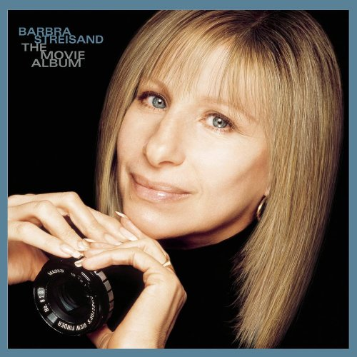 Barbra Streisand Cry Me A River cover art