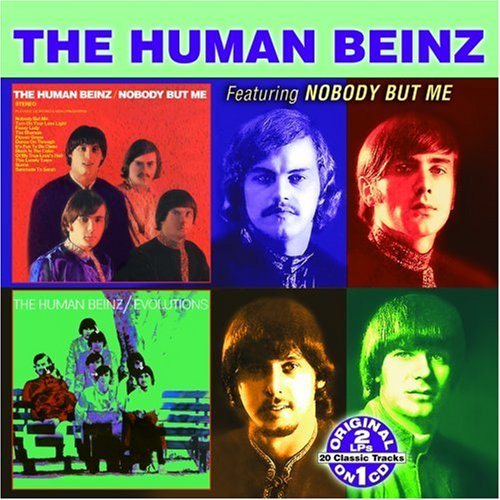 The Human Beinz Nobody But Me cover art