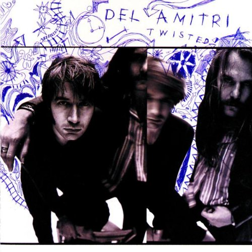Del Amitri It's Never Too Late To Be Alone cover art