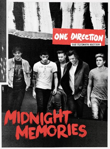 One Direction Midnight Memories cover art