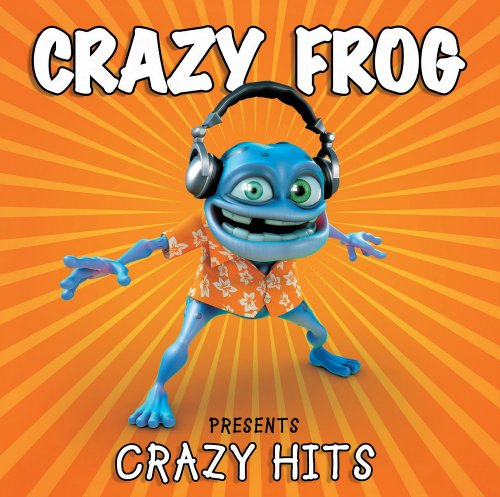 Crazy Frog Axel F cover art