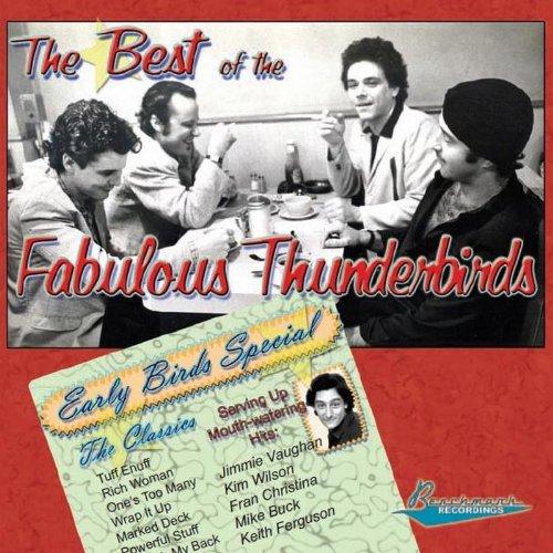 The Fabulous Thunderbirds Walkin' To My Baby (Walkin' With My Baby) cover art
