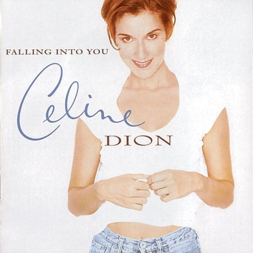 Celine Dion Because You Loved Me cover art