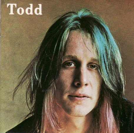Todd Rundgren A Dream Goes On Forever cover art