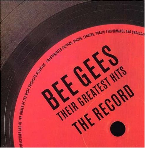 Bee Gees Guilty cover art