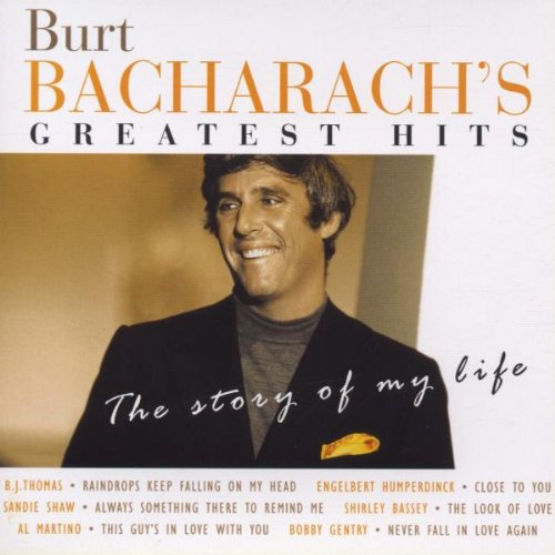 Burt Bacharach (They Long To Be) Close To You cover art