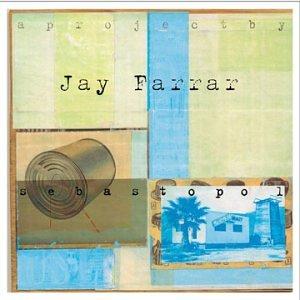 Jay Farrar Barstow cover art
