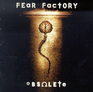 Fear Factory Edgecrusher cover art