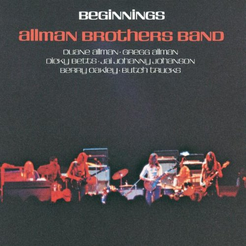 Allman Brothers Band It's Not My Cross To Bear cover art