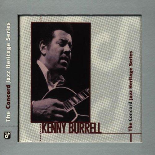 Kenny Burrell Mood Indigo cover art