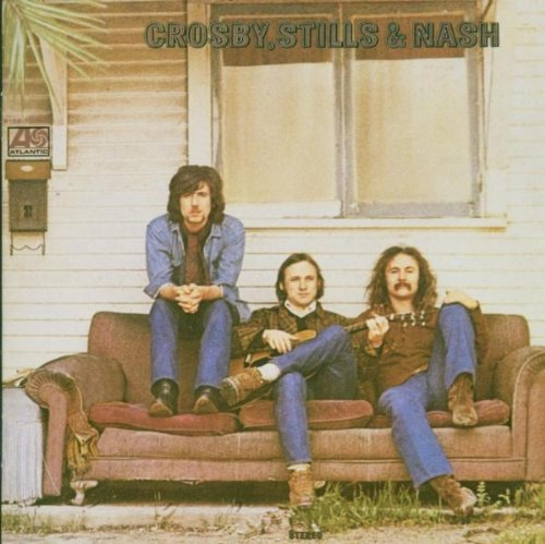Crosby, Stills and Nash Helplessly Hoping cover art