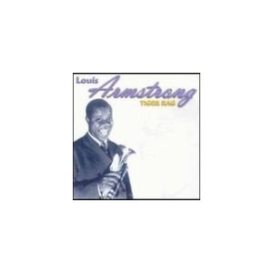 Louis Armstrong Way Down Yonder In New Orleans cover art