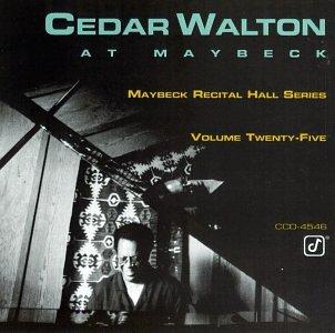 Cedar Walton Head And Shoulders cover art