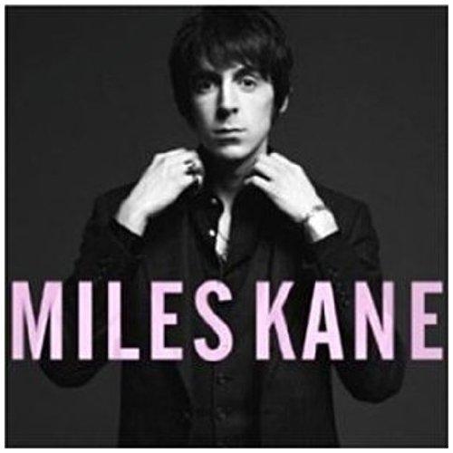 Miles Kane Rearrange cover art