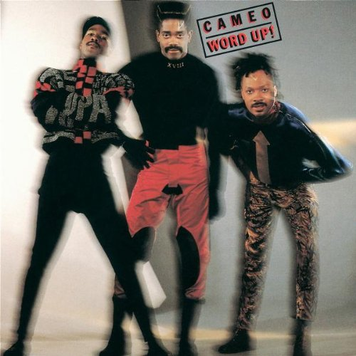Cameo Word Up cover art