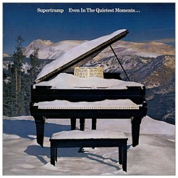 Supertramp Even In The Quietest Moments cover art