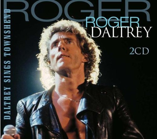 Roger Daltrey Giving It All Away cover art