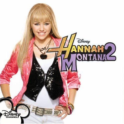 Hannah Montana Let's Dance cover art