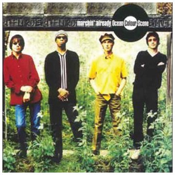 Ocean Colour Scene Get Blown Away cover art