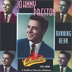 Johnny Preston Cradle Of Love cover art