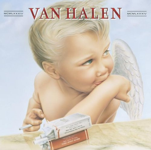 Van Halen Girl Gone Bad cover art