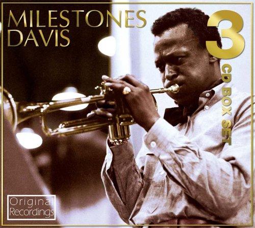 Miles Davis Milestones cover art