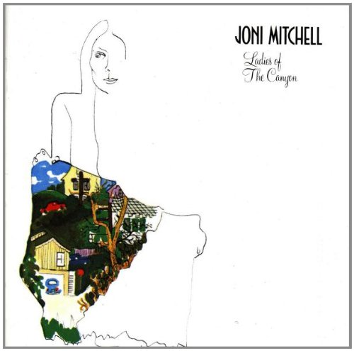 Joni Mitchell Big Yellow Taxi cover art