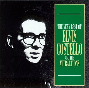 Elvis Costello A Good Year For The Roses cover art