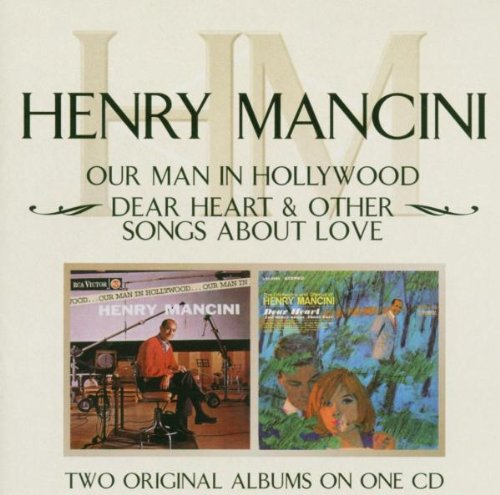 Henry Mancini Mr. Lucky cover art