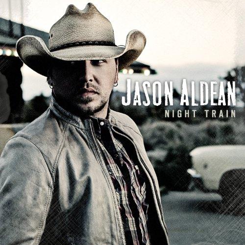 Jason Aldean Take A Little Ride cover art