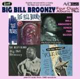 Big Bill Broonzy Baby, I Done Got Wise l'art de couverture