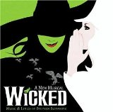 Stephen Schwartz Dancing Through Life (from Wicked) cover art