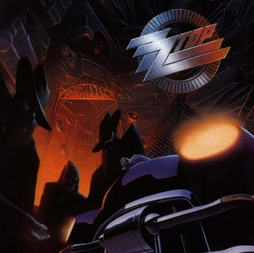 ZZ Top Give It Up cover art