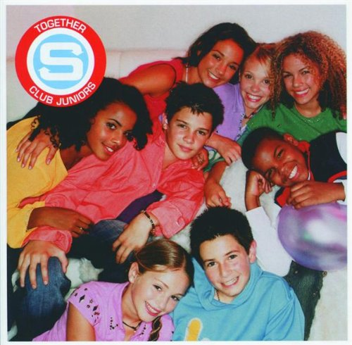 S Club Juniors One Step Closer cover art
