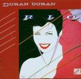 Duran Duran Rio cover art