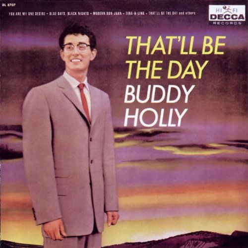 Buddy Holly That'll Be The Day cover art