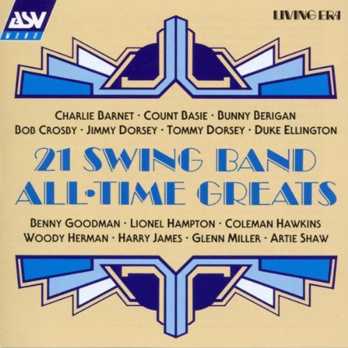 Benny Goodman Stompin At The Savoy cover art