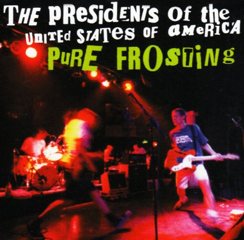 Presidents Of The United States Of America Cleveland Rocks cover art