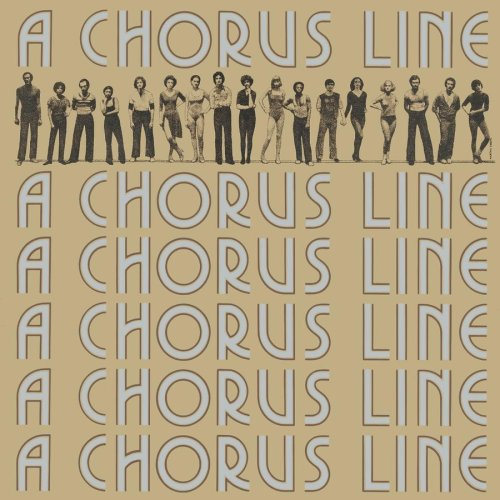 Marvin Hamlisch I Can Do That (from A Chorus Line) cover art