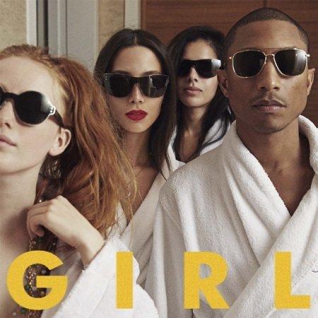 Pharrell Williams It Girl cover art