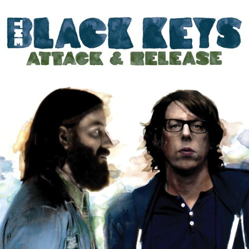 The Black Keys Strange Times cover art