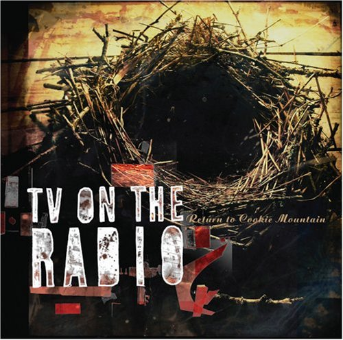 TV On The Radio Wolf Like Me cover art