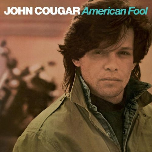 John Mellencamp Hurts So Good cover art