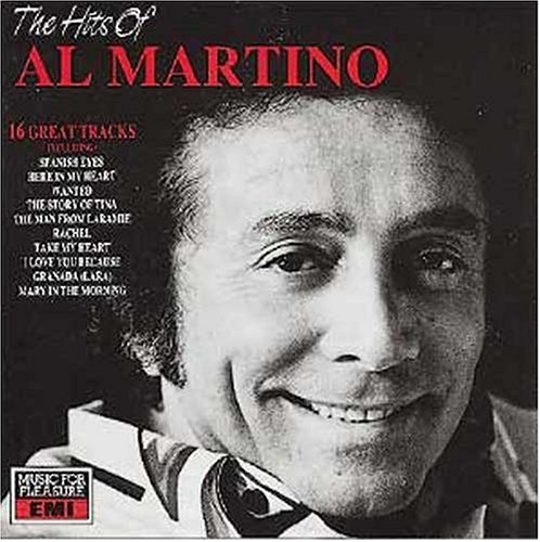 Al Martino Spanish Eyes cover art