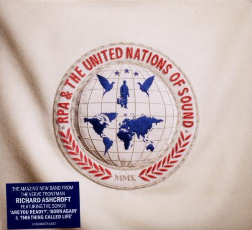 RPA & The United Nations Of Sound Born Again cover art