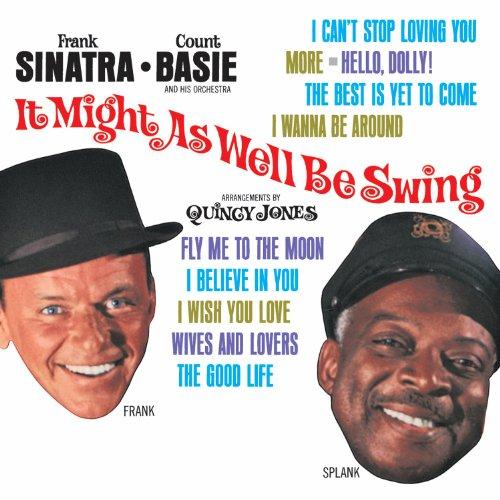 Frank Sinatra I Wanna Be Around cover art