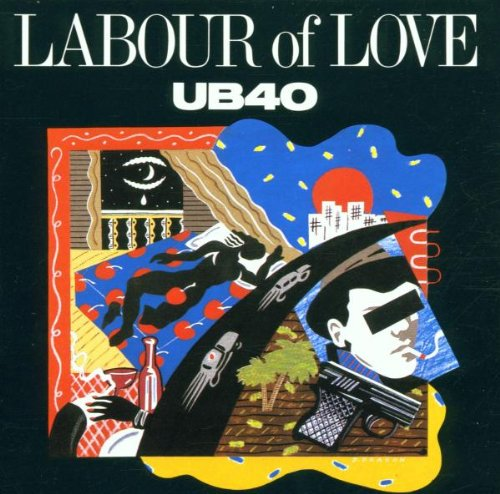 UB40 Red, Red Wine cover art