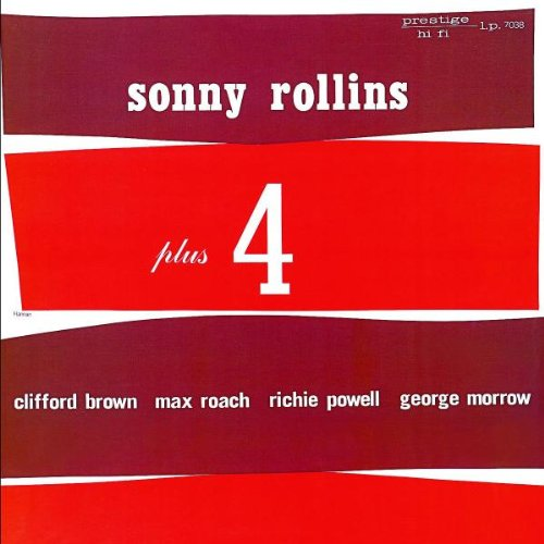 Sonny Rollins Valse Hot cover art