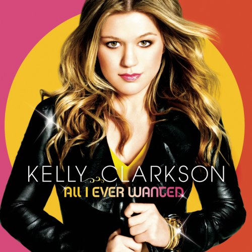 Kelly Clarkson I Want You cover art