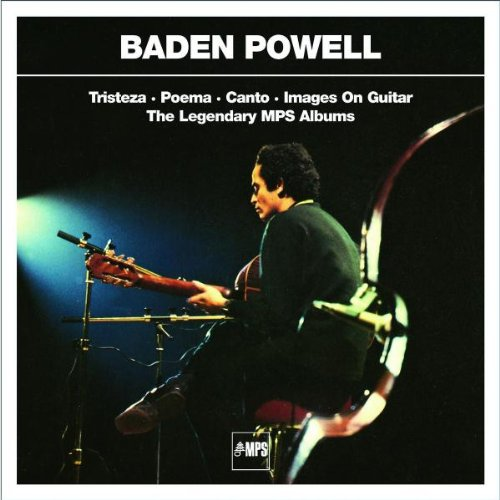 Baden Powell Canto De Ossanha cover art